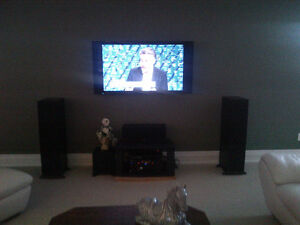 Holiday Special Get Your TV Profesanally installed $149.99!!! Cambridge Kitchener Area image 1