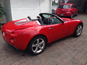 2007 Pontiac Solstice Sports Car (2 seater) North Shore Greater Vancouver Area image 8
