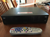 Bell 9241 HD PVR Receiver & Remote