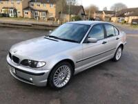 BMW 318 2.0 2002 i SE 79k miles IMMACULATE CONDITION - MOT 03/19