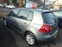 VW Golf MATCH TDI (united grey) 2008