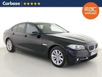 2014 BMW 5 SERIES 520d SE 4dr Step Auto