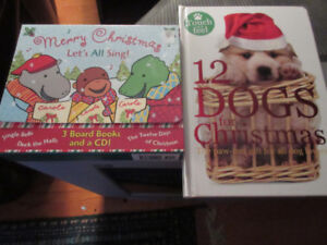 Christmas Collection for Toddlers - Board Books & CD