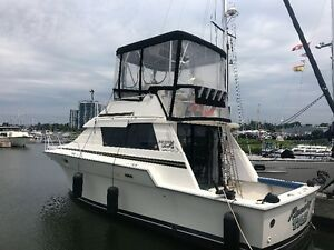 1989 Luhre Tournament 342 For Sale