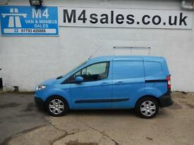 Ford Transit COURIER TREND TDCI, A/CON, 3,000 miles.NO VAT