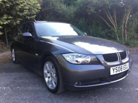 2008 BMW 320D EDITION SE TOURING ESTATE