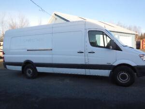 2013 Mercedes Cargo Van