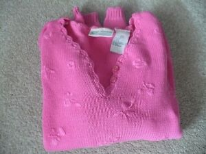 Ladies Size Small Northern Relfections Sweater