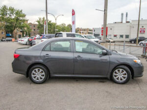 Used 2010 Toyota Corolla - Grey - Great Car!
