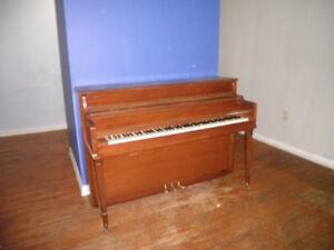 Henry Herbert apartment piano