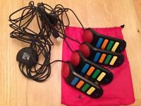 Buzz controllers used but in excellent condition