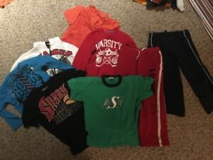 Boys assorted lot (size 6) 8 items