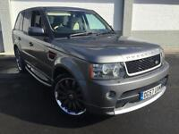2012 Land Rover Range Rover Sport 2.7TD V6 Auto HSE **MUST SEE LOADS SPENT ££**