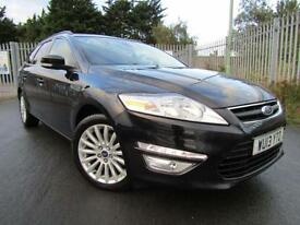 2013 Ford Mondeo 2.0 TDCi 140 Zetec Business Edition 5dr SAT NAV 5 door Estate