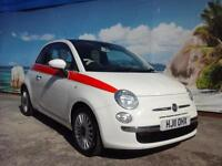 2011 FIAT 500 LOUNGE TWINAIR FREE ROAD TAX HATCHBACK PETROL