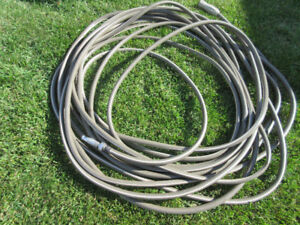 GARDEN HOSE...100 (ONE HUNDRED) FEET IN LENGTH...LIKE NEW