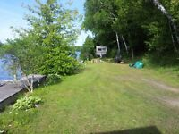 Waterfront RV site available for next summer 2016