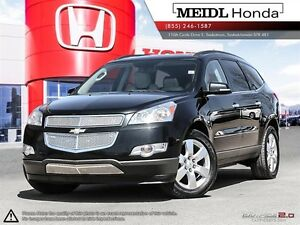 Chevrolet Traverse LTZ AWD DVD $182 Bi-Weekly PST Paid 2011