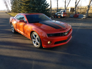 2010 Camaro 2ss supercharged