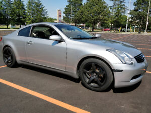 2004 Infiniti G35 Coupe Low Km