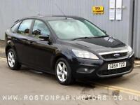 2010 FORD FOCUS 1.6 Zetec 5dr very clean new MOT