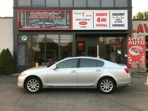 Lexus GS 350 AWD-NAVIGATION-JAMAIS ACCIDENTER-CUIR-TOIT 2007