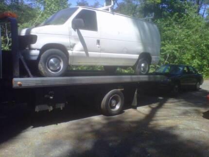 Wanted: We buy Vans running or not running