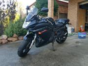 2010 Yamaha FZ6R Wollongong Wollongong Area Preview