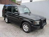 2004 Land Rover Discovery 2.5 Td5 Pursuit 5 seat 5dr DIESEL 4X4 5 door Estate