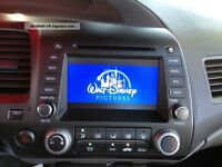 In dash GPS for Honda Civic 2006-2011
