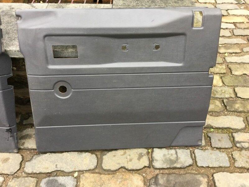 Land Rover Defender Door Cards