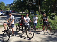 Cycling Tourism Operator CTO Guided tours