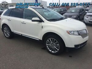 2013 Lincoln MKX   Classic Lincoln Luxury - Loaded - $204.14 B/W