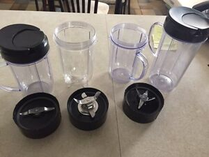 Magic Bullet Blades and cups