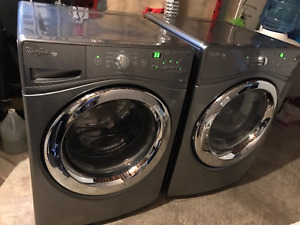 Whirlpool Duet Washer and Electric Dryer Set In Great Condition