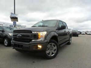 2018 Ford F-150 *DEMO* XLT 3.5L ECO V6 302A (SPECIAL PRICING)