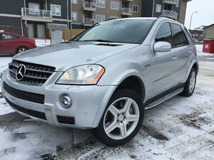 2007 Mercedes-Benz M-Class ML 63 AMG Loaded SUV, Crossover