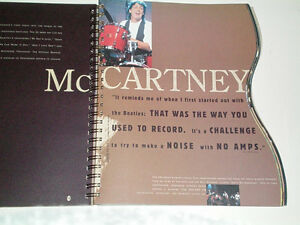 MTV Unplugged First Edition Book Spiral-Bound London Ontario image 2