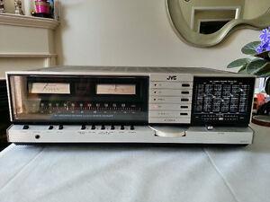 Vintage Stereo Receiver JVC JR-S201