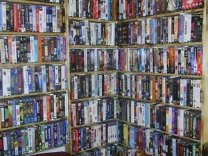 VHS Movies / Tapes