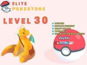 【$20】Pokémon Go LVL30 Accounts ✫ Rare Pokémon ✫ 500K+ Dust ✫