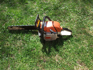 STHIL 028 WOOD BOSS CHAINSAW FOR SALE