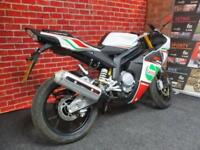 RIEJU RS3 125cc CASTROL RACE REPLICA COLOURS VERY LOW MILEAGE