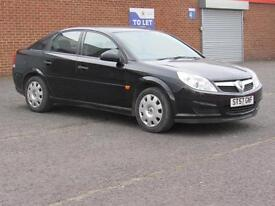 2007/07 Vauxhall Vectra 1.8i VVT Life, 12 month mot, only 62000 miles, 2 owners
