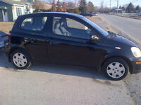 2004 Toyota Echo Hatchback Certified and E-Tested Collingwood
