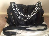 Guess Black Women Handbag