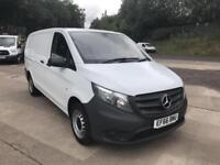 Mercedes-Benz Vito 114 Cdi Van DIESEL MANUAL WHITE (2016)