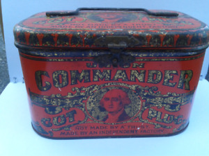 Canne de tabac antique