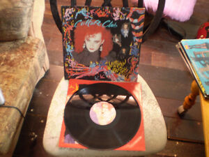 culture club waking up with the house on fire 33 tour Lp