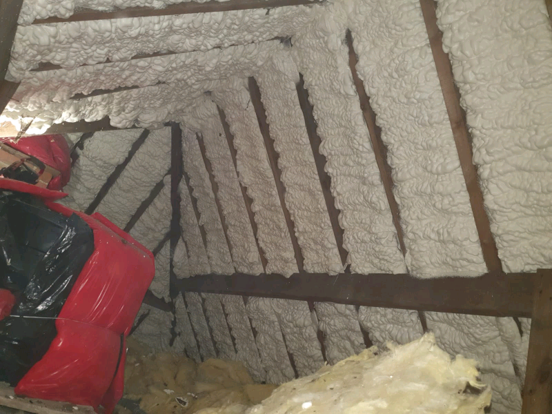 Spray foam loft insulation | in Borough Green, Kent | Gumtree